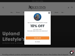 Kevin's Fine Outdoor Gear and Apparel