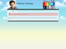 http://www.kidscantherapy.ca