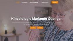 www.kinesiologie-oppliger.ch Vorschau, Kinesiologie Marianne Oppliger