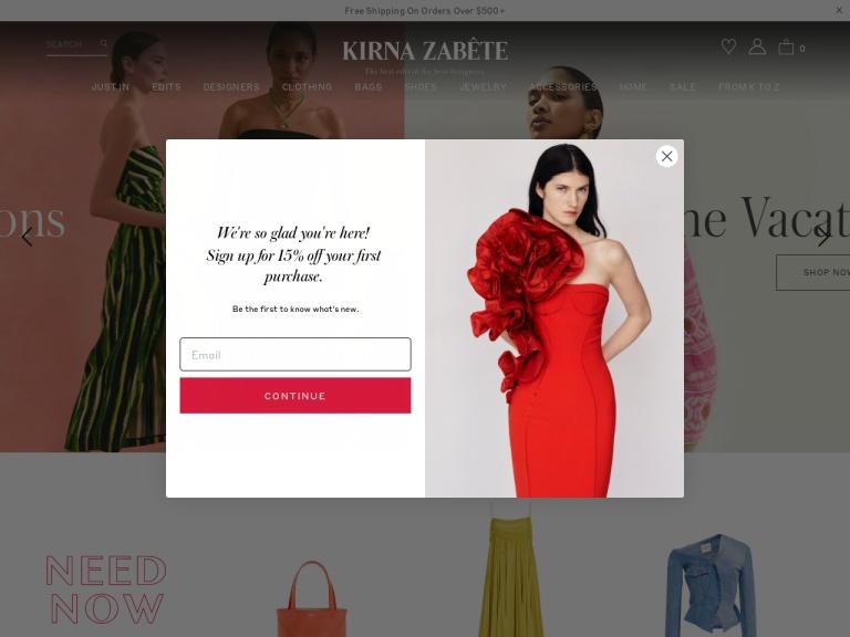 Kirna Zabete screenshot