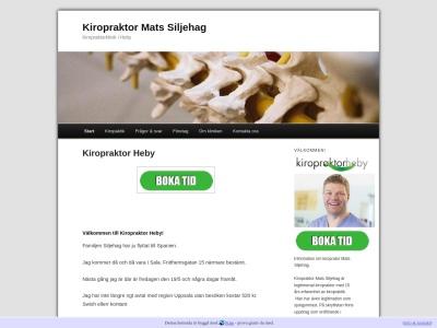 www.kiropraktorheby.se