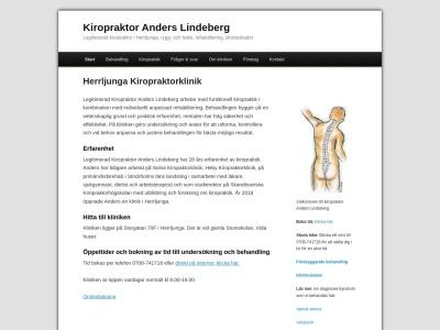 www.kiropraktorherrljunga.se