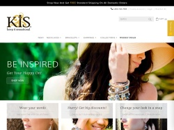 Kis-jewelry coupon codes August 2019