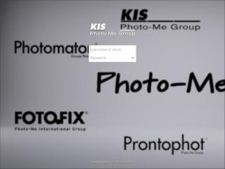 Capture d'écran pour kis-photomegroup.fr