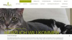 www.kittycouch.de Vorschau, Kittycouch Katzenverhaltensberatung