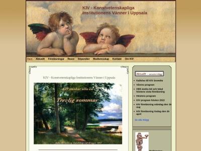 www.kiviuppsala.se