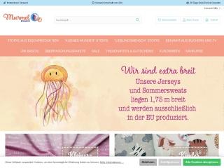 Screenshot der Website kleines-wunder.at