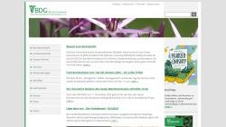 www.kleingarten-bund.de Vorschau, Bundesverband Deutscher Gartenfreunde e. V.
