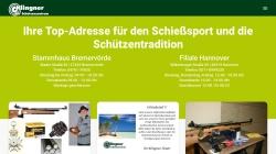 www.klingner-gmbh.de Vorschau, Klingner GmbH Schützenbedarf