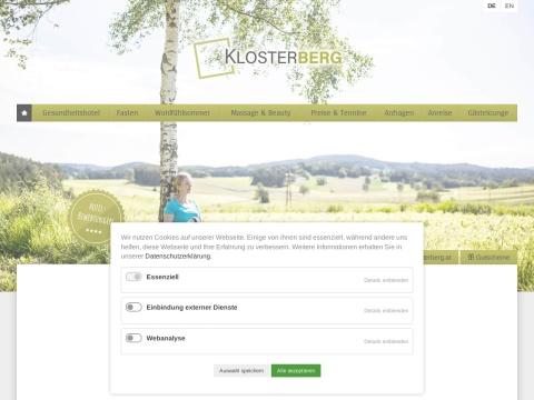 Gesundheitshotel Klosterberg
