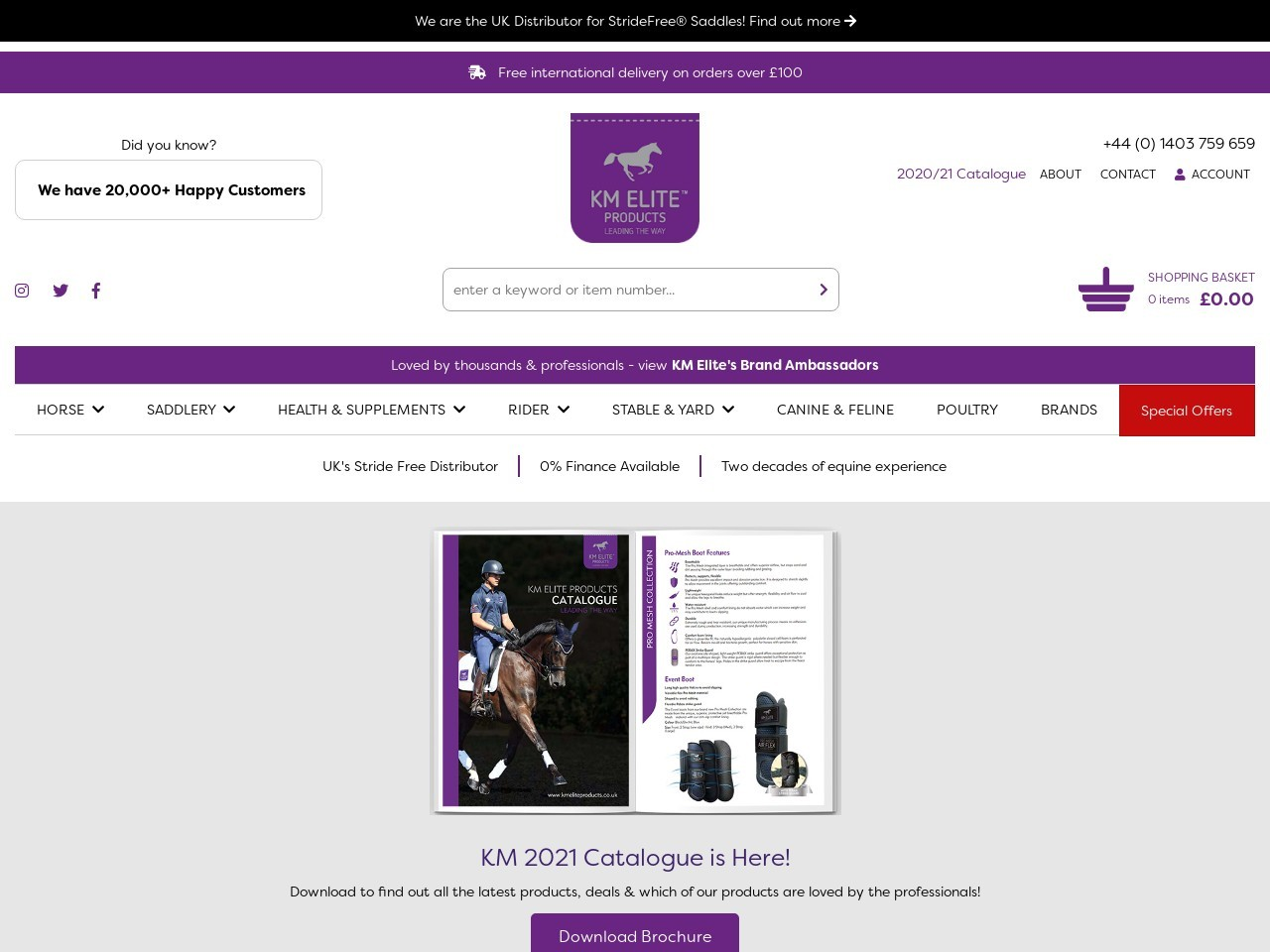 Equestian Products Blog By KM Elite