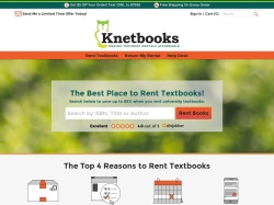 Knetbooks.com screenshot