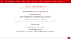 www.koehlers-kreative-kerzen.de Vorschau, Romana Köhler - Kreative Kerzen