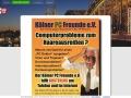 www.koelnerpcfreunde.de Vorschau, Kostenlose PC-Hilfe-Hotline des Kölner PC Freunde e.V.