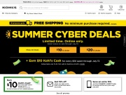 Kohl's promo codes and discounts image