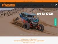 Kombustion Motorsports Coupon Codes & Discounts