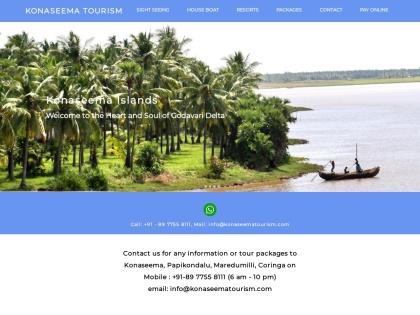 http://www.konaseematourism.com/