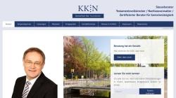www.konrad-kurt-nee.de Vorschau, Steuerberater Konrad Kurt Nee