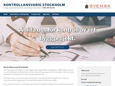 www.kontrollansvarigstockholm.net