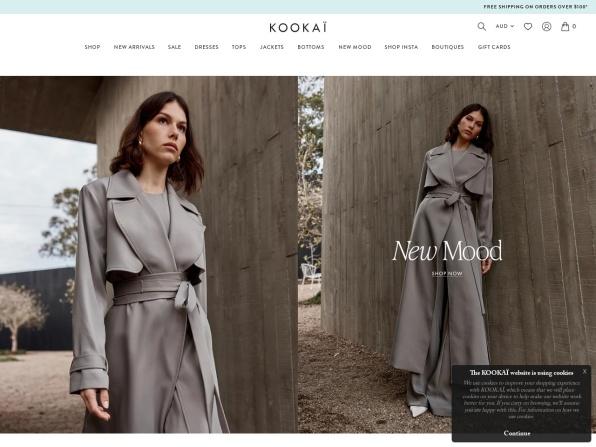 http://www.kookai.com.au/