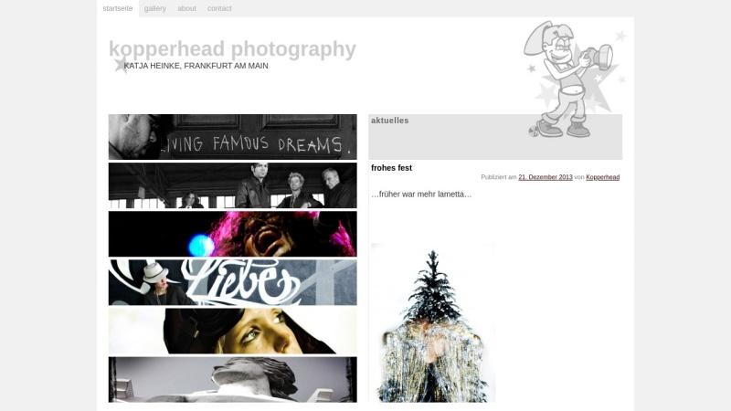 www.kopperhead.de Vorschau, Kopperhead Photography - Katja Ostermeyer