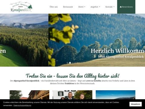Biohotel und Alpengasthof Koralpenblick