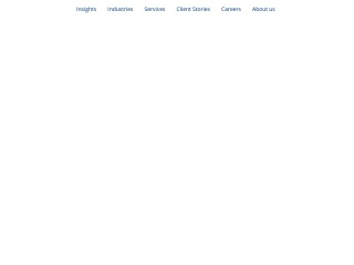 Screenshot der Website kpmg.com