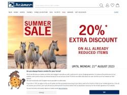 Kramer Equestrian Promo Codes 2018