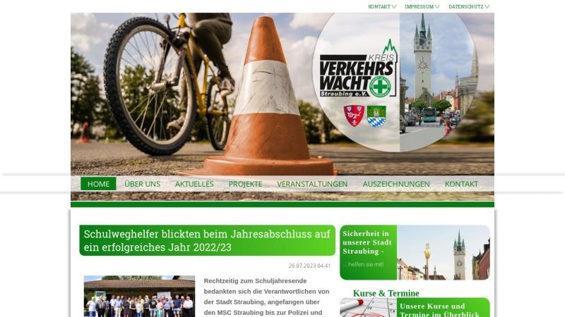 www.kreisverkehrswacht-straubing.de Vorschau, Kreisverkehrswacht Straubing e. V.