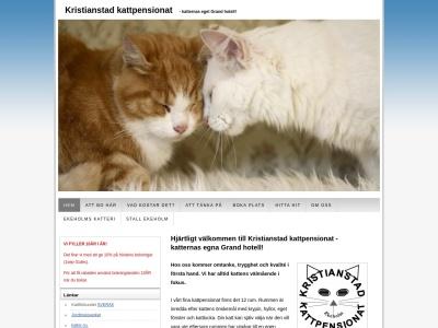 www.kristianstadkattpensionat.se