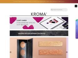 Kromamakeup coupon codes July 2019