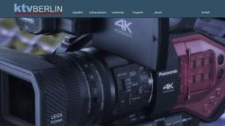www.ktv-berlin.de Vorschau, KTV Fernsehproduktion & Professional Video