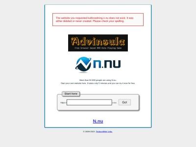 www.kultinredning.n.nu