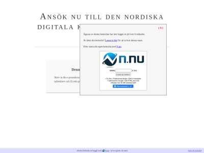 www.kulturframjandet.n.nu