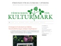 www.kulturmarkgoteborg.se