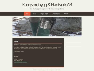 www.kungsbrobygg.se