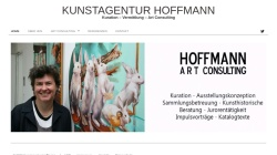 www.kunstagentur-hoffmann.de Vorschau, Galerie Hoffmann - Contemporary Art