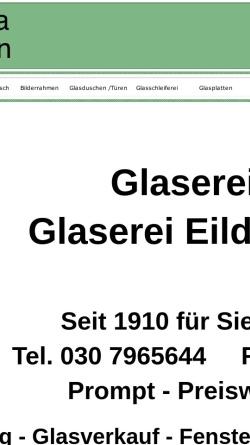 Vorschau der mobilen Webseite www.kurta-glaserei.de, Glaserei Kurta