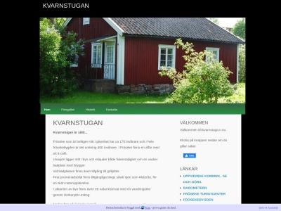 www.kvarnstuga.n.nu