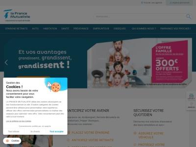 France Mutualiste - Retraite du combattant
