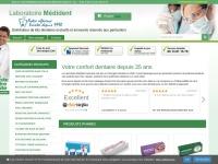 www.laboratoire-medident .fr