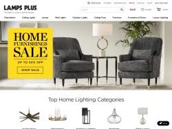 Lamps Plus screenshot