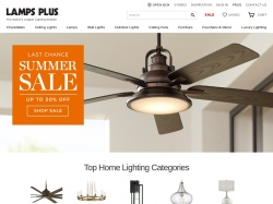LampsPlus.com coupon codes