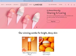 Laneige coupon codes July 2018