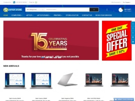 Online store Laptopstoreindia