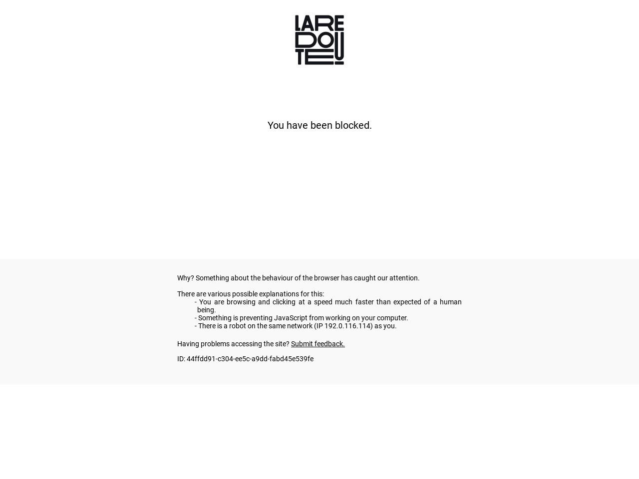 Code promo La Redoute -25% sur votre Article Préféré Beauté