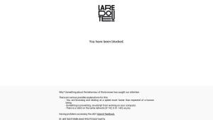 Bon reduction La Redoute -20% sur l'Electroménager & Jouets