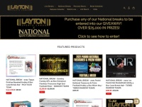 Layton Sports Cards Fast Coupon & Promo Codes