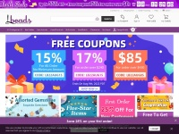 LBeads Coupon Codes & Discounts