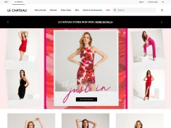 http://www.lechateau.com coupon and discount codes